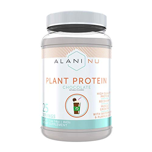 Alani Nu Plant Based Protein Powder (Vegan) - Chocolate - 25 Servings