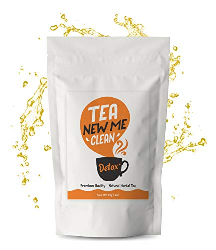 NewMe 28 Days - Detox Tea | 3oz Loose Leaf | Slim Tea for Weight Loss | for Men & Women | Diet & Fat Loss Tea | Cleanse Tea | Natural Dietary Supplement | for More Successful Diet