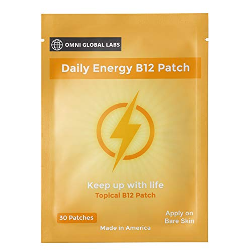 Once Daily Energy Patch - 30 Patches