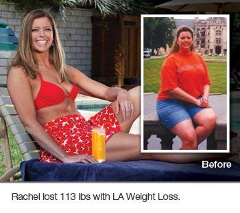 LA Weight Loss Color Diet Plans on CD Complete