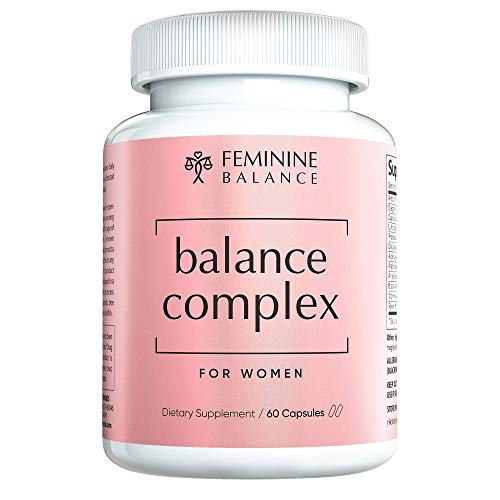 Balance Complex Vaginal Health Dietary Supplement, 60 Capsules