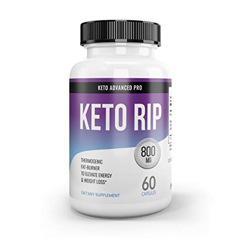 Keto Advanced Pro Diet Supplement. Pure BHB for Ketosis | Burn Fat Instead of Carbs, Weight Loss | 30 Day Supply
