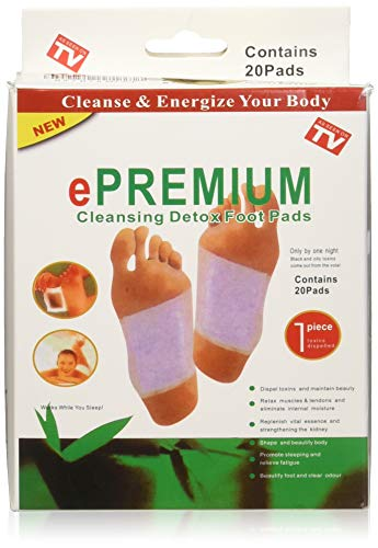Foot Pads, pain relief, relieve stress, premium (20pc) Foot Health, Deep Sleep, Fresh Scent, Health and Beauty, Personal Care, Anti