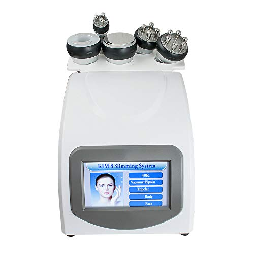 Enshey 5 in 1 Body Slimming Spa Machine Skin Rejuvenation Eliminate Wrinkles Beauty Machine (Shipped from US)