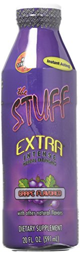 The Stuff Detox Extra Gushing Grape 20 oz (2 Pack)
