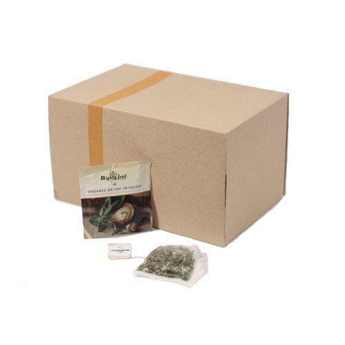 Mighty Leaf - Organic Detox Infusion (100 Foil Wrapped Tea Bags)