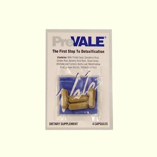 Vale Pre-Vale The First Step 4 Capsules