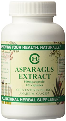 Asparagus Extract (120 Caps) by chi-enterprise