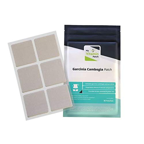 Garcinia Cambogia Topical Patch by MVP (1-Month Supply)