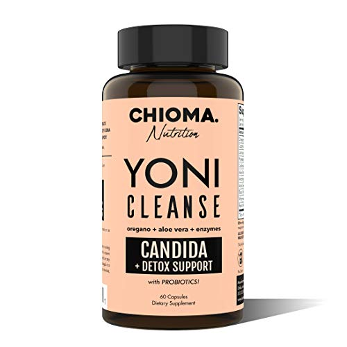 Yoni Cleanse Candida Yeast Detox Capsules