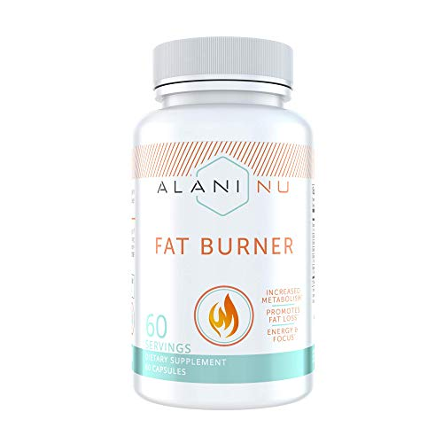 Alani Nu Premium Fat Burner Supplement, Metabolism Booster and Appetite Suppressant, 30 Day Supply