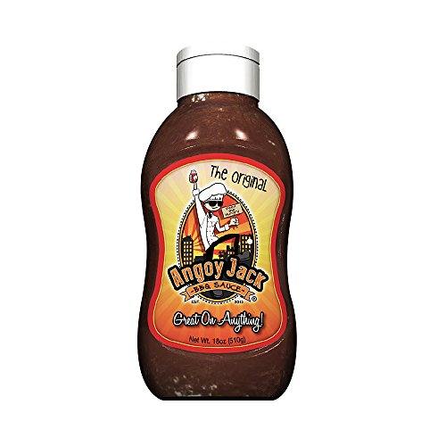 Uniquely Flavored BBQ Sauce - BBQ Sauce with a cause - By Angoy Jack, LLC