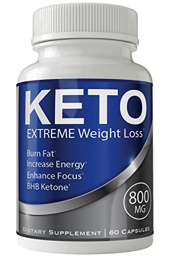 Keto Blast Keto Diet Pills Weight Loss Supplement - Keto Ultimate Diet Pills Trim BHB Salts | Thermogenic Tone Fat Loss Blend Weigh Pills for Women Men Natural Weight Loss Original Boost Your Mojo
