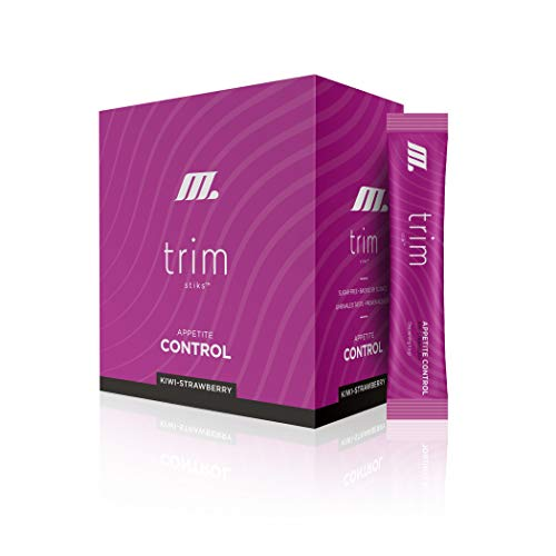 TRIM Stik, Appetite Control, Delicious Kiwi Strawberry beverage, low-calorie, 30 ct. servings was Slim.Stik)