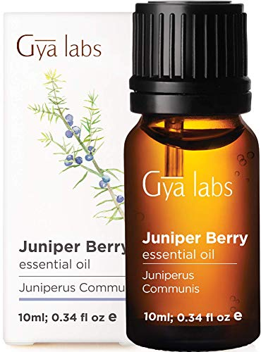 Juniper Berry Essential Oil - A Confidently Clear Renewal of Blemish-Free Beauty (10ml) - 100% Pure Therapeutic Grade Juniper Essential Oil