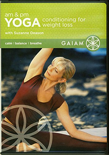A.M. & P.M. Yoga Conditioning For Weight Loss (Deluxe DVD Edition)
