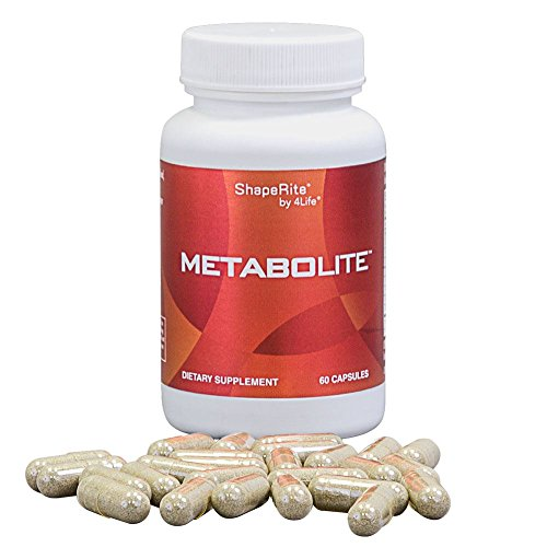 4life MetaboLite Digestive Formula For Healthy Thyroids 60 capsules each by 4Life Research