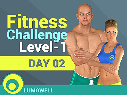 Fitness Challenge Level-1 - Day 02