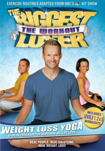 The Biggest Loser: The Workout - Weight Loss Yoga by Lions Gate by Cal Pozo