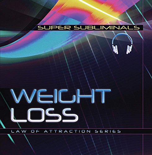 Weight Loss - Law of Attraction - Deep Subliminal CD