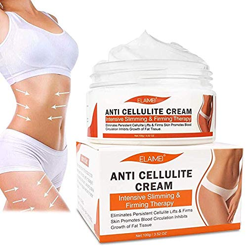 Hot Cream, Extreme Cellulite Slimming & Firming Cream, Massage Gel Weight Losing, Body Fat Burning Best Weight Loss Cream