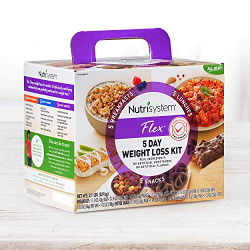 Nutrisystem Flex 5 Day Weight Loss Kit
