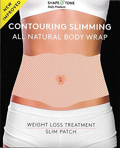 Ultimate Toning and Firming Body Applicator … (6 wraps)