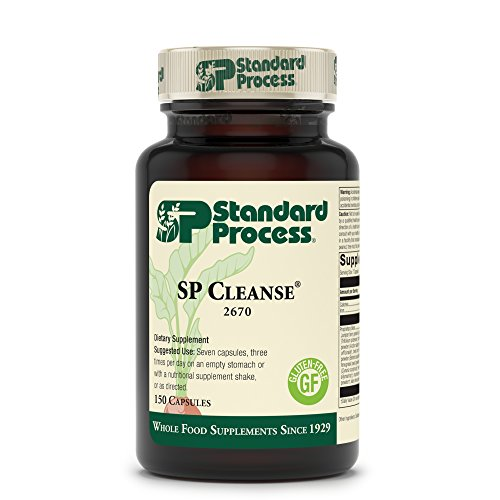 Standard Process - SP Cleanse - 150 Capsules