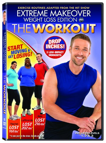 Extreme Makeover Weight Loss Edition: The Workout [DVD]