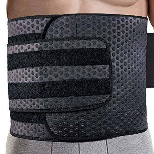 Waist Trimmer for Men | Ab Belt Widening Sauna, Best Seller, Size No Size