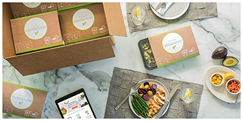 Metabolic Meals 5 Day Clean & Lean Meal Bundle: 5 Breakfasts, 5 Lunches & 5 Dinners, Gluten-Free Healthy Chef-Prepared Meals