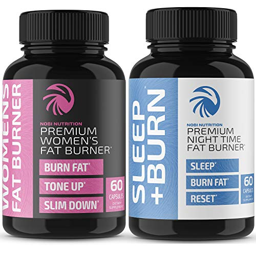 Women's Fat Burner & Night Time Fat Burner