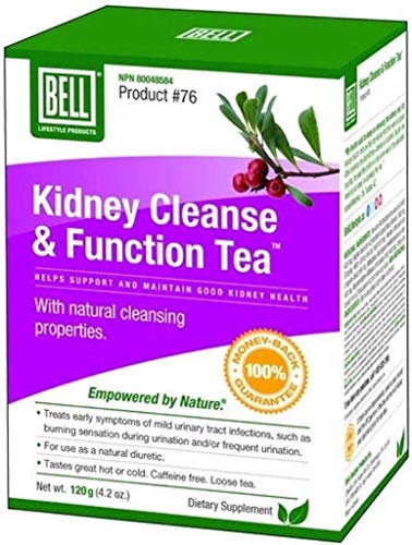 Bell Lifestyle Kidney Cleanse Function Tea 4 2 oz 120 g