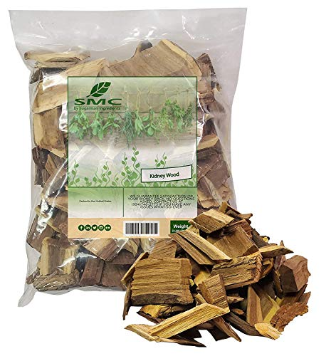 Kidney Wood 2 Pounds-Palo Azul Cyclolepis Genistoides-Blue Stick Teatox-Wood Chips