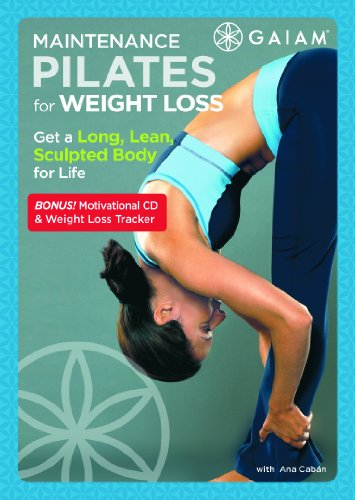 Maintenance Pilates for Weight Loss