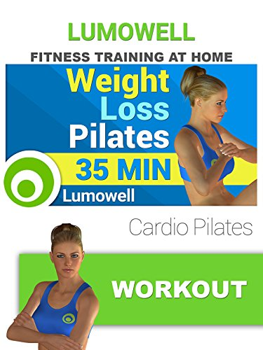Weight Loss Pilates - Cardio Pilates Workout