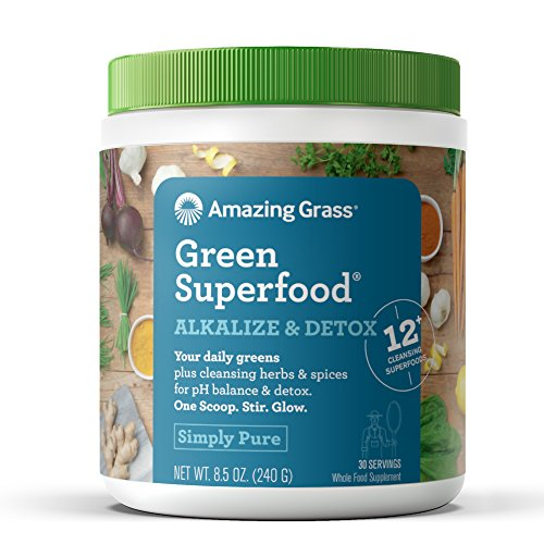 Alkalizing Detox Green Superfood 240g