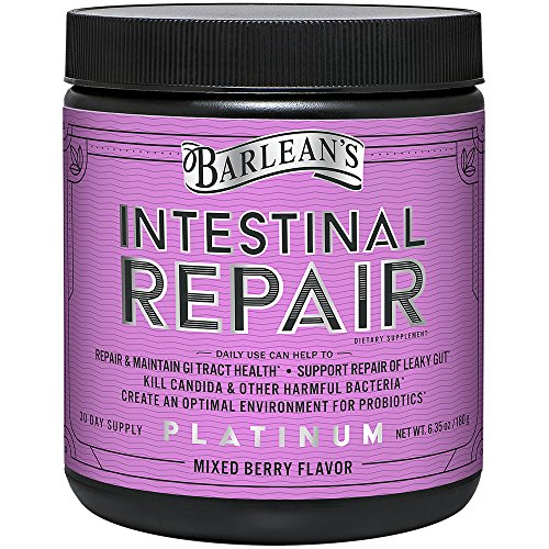 Barlean's Intestinal Repair Mixed Berry, 6.35 oz