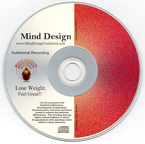 Lose Weight, Feel Great!! Subliminal CD - Listen and Lose Weight, Naturally!! Become Thinner and Slimmer!!